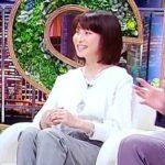 フジTV「LOVE MUSIC」で森高千里さんが、オリジナルアクセサリーを着用